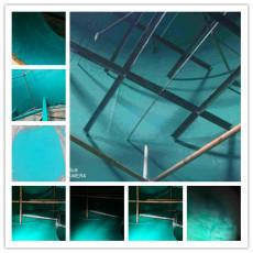 脱硫塔玻璃鳞片防腐工程