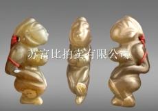 苏富比拍卖玉器推荐:红山文化女神像市场行情