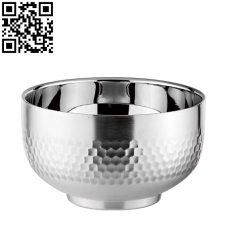 吉祥碗(Stainless steel Bowl)ZD-SW63
