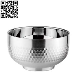 吉祥碗(Stainless steel Bowl)ZD-SW63