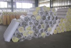 大棚保温玻璃丝棉毡