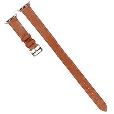 ?#20449;?#35013;厂家批发长款休闲头层皮二层皮手表带