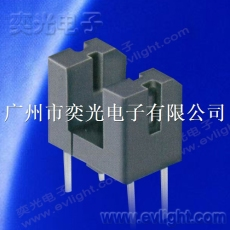 ITR20403槽型光耦,3.0mm槽宽槽型光电开关