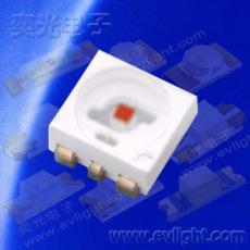 A09K/UR1501H-1221DBEB1727/1T/AM車規級0.5W紅光LED