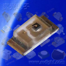 19-217-Y5C-BL2N1BY-3T黄光0.4mm厚0603贴片LED