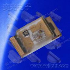 19-117/BHC-YJ2K2TX/3T高抗靜電H0.4mm藍光0603貼片LED