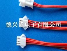 供應鐵氟龍高溫端子線束,高溫連接線,Y型端子線束