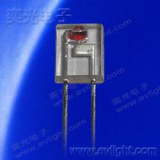 红点透镜的IR908-7C红外线发射管