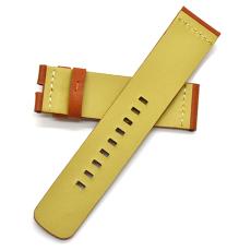 厂家直销复古休闲表带头层牛皮真皮手表带