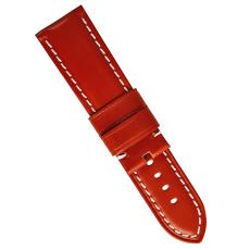 針紋彩色皮表帶男女厚身表帶供應小牛皮針扣表帶12-26mm優質真皮表帶 三和興表帶