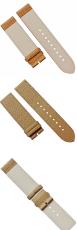 荔枝紋平身方尾智能手表配件頭層真皮表帶男女通用款 三和興表帶