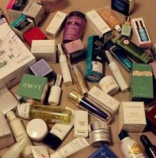 香港过期化妆品销毁