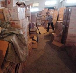 香港過期護膚品銷毀