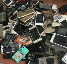 香港報廢退港手機銷毀回收