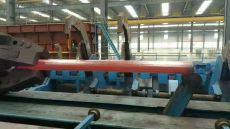 2000噸四錘頭精鍛機來料加工鈦合金鍛管、高溫合金鍛管、管模、鈦棒