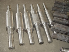 21CrMoV5-11軋輥鋼、 輥軸工作輥 、電渣重熔錠、出口鍛件