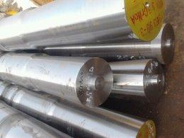 GCr15轴承钢、球化退火锻材、破碎锤活塞杆锻件、锻造圆钢、轧辊钢锻轴