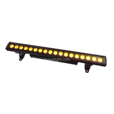 18顆x18W  6合1防水電池無線洗牆燈