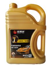 合成汽油發動機油•博潤1號5W-40/SN