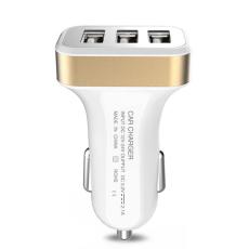 欧菲斯092汽车USB车充多功能深圳厂家点烟车