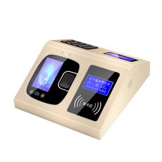 YK623WP靜態人臉識別消費機