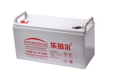 12V120AH乐珀尔蓄电池
