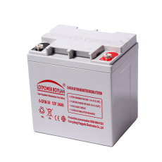 乐珀尔LOTPOWER蓄电池