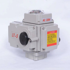 LT系列電動執行器LT-05 LT-16無源觸點型電動執行器
