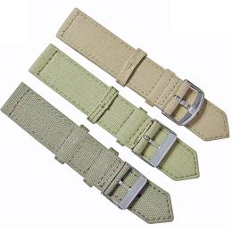 长短带 帆布表带 三和兴表带 尼龙表带4