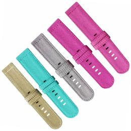 长短带 多颜色帆布表带 三和兴表带 尼龙表带6