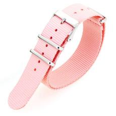 方钢扣纯色尼龙表带一条过颜色任选  也可定制颜色  三和兴表带03