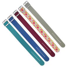 仿尼龙表带  多颜色可选也可定制  支持彩印  三和兴表带1