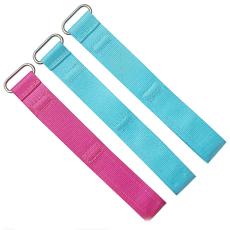 魔術貼尼龍表帶  純色一條過配旦圈款  現在有材料顏色任選  支持定制顏色  三和興表帶1