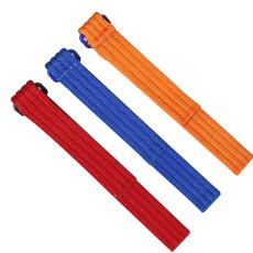 车皮革尼龙表带  特殊编织工艺款式  三和兴表带1