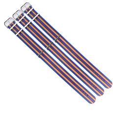 直波浪紋路定制款滌綸表帶  三和興表帶NL156