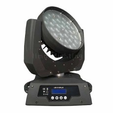 36x18 LED Moving head Wash Zoom