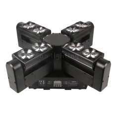 8 Eyes Unlimited LED Beam Moving Head Light