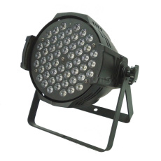 Indoor 54x3W LED Par Light RGBW