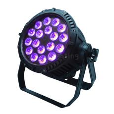 18x18w RGBWA+UV 6-in-1 Waterproof LED Par