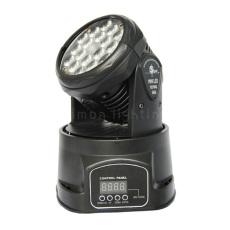 18x3w Mini LED Moving Head Wash Light