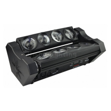 8x10w LED Spider Disco Light