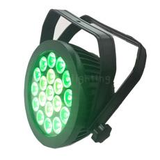 Circle Control 19x10W RGBW 4in1 LED Flat Par Light