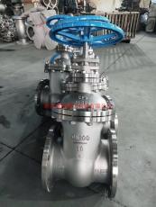 Z41W-16P/R/RL不锈钢法兰闸阀