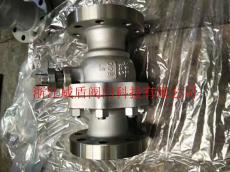 Q41Y-600LB锻不锈钢美标球阀