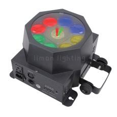 LED 8 eyes Gobo Laser Effect Light