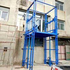 常州鏈條導軌式升降貨梯