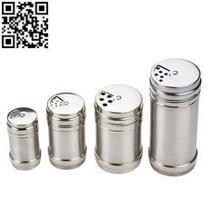 不銹鋼調味罐(Stainless steel seasoning cans)ZD-TWG03
