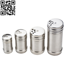 不锈钢调味罐(Stainless steel seasoning cans)ZD-TWG03