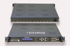 12路高清編調一體機編碼器調制器電視共享器