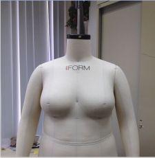 女装alvanon立裁人台,alvanon体型人台模特